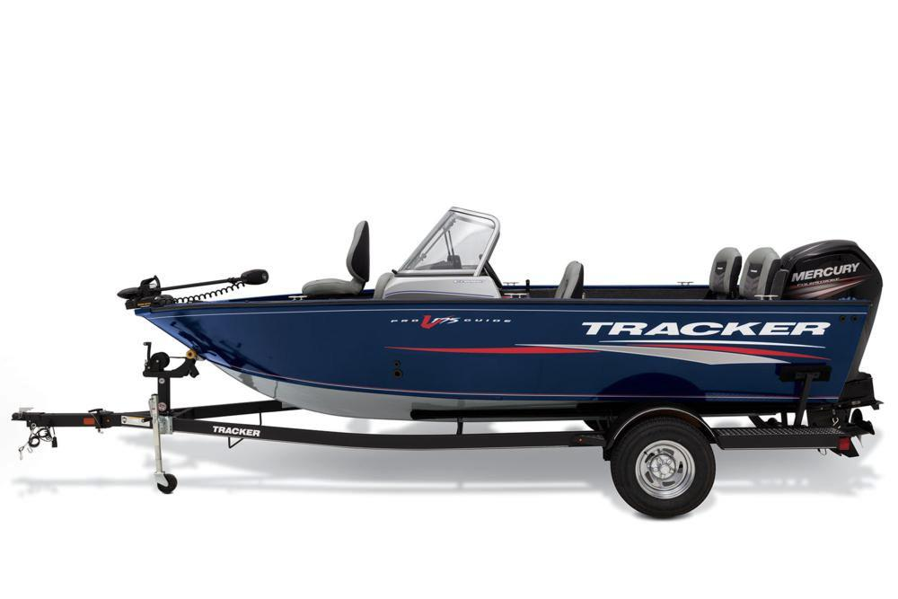 2019 Tracker Pro Guide V-175 Combo in Appleton, Wisconsin - Photo 4