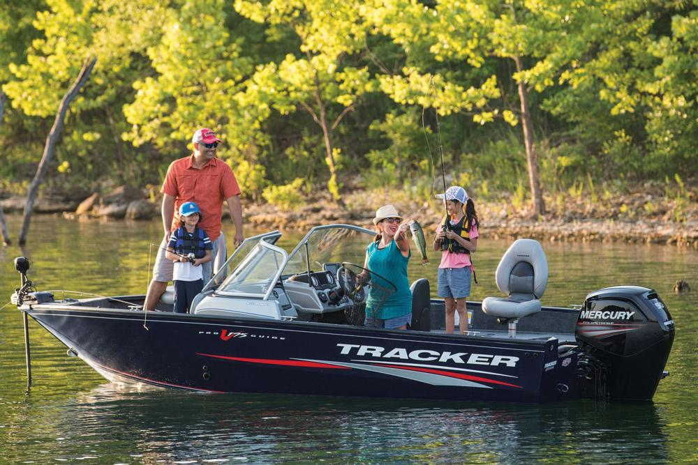 2019 Tracker Pro Guide V-175 Combo in Appleton, Wisconsin - Photo 7
