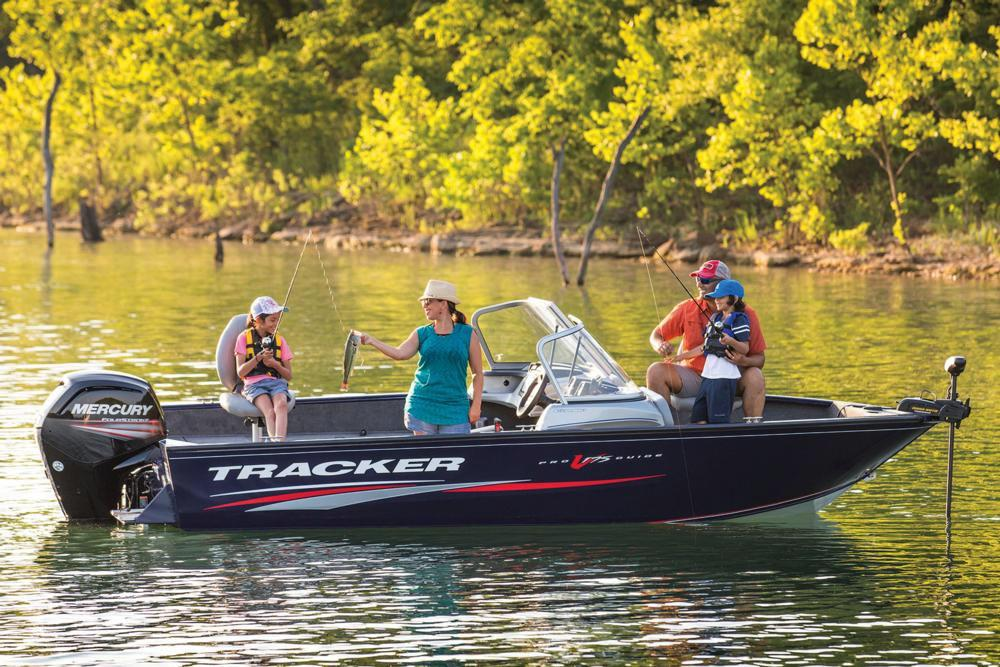 2019 Tracker Pro Guide V-175 Combo in Waco, Texas - Photo 8