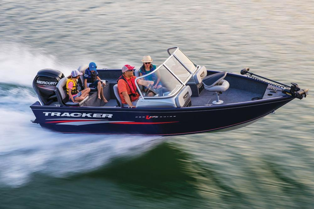 2019 Tracker Pro Guide V-175 Combo in Waco, Texas - Photo 10