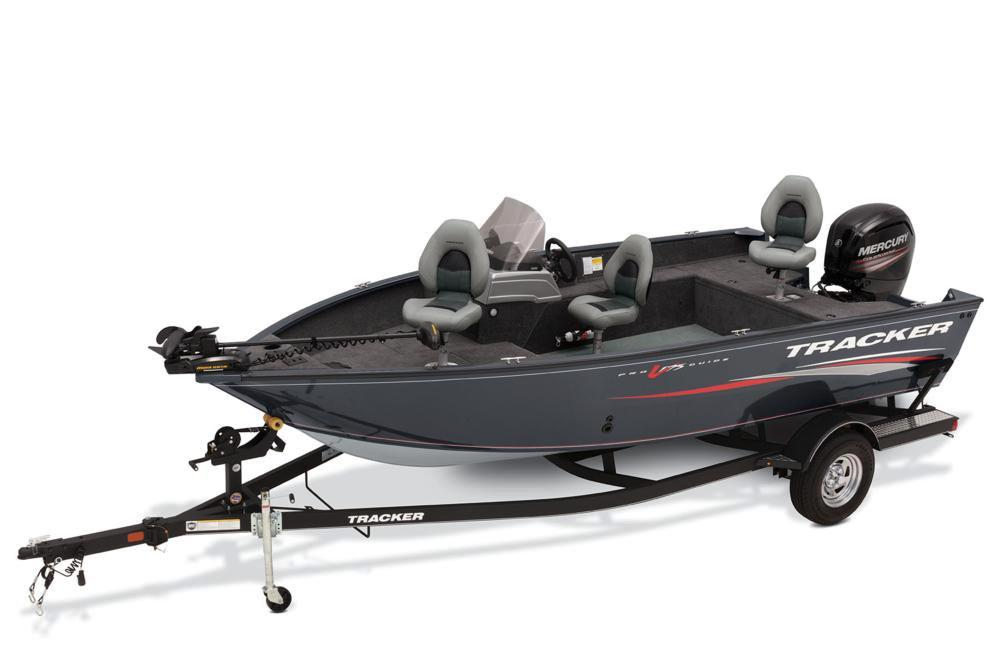 2019 Tracker Pro Guide V-175 SC in Gaylord, Michigan - Photo 1