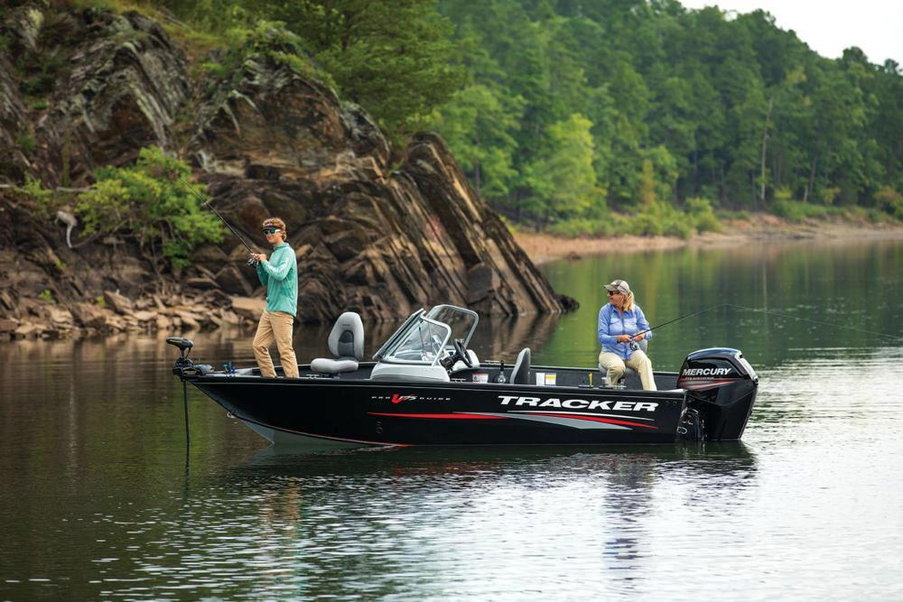 2019 Tracker Pro Guide V-175 WT in Waco, Texas - Photo 3