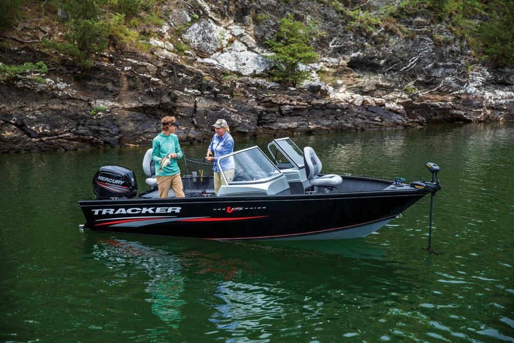 2019 Tracker Pro Guide V-175 WT in Gaylord, Michigan - Photo 4