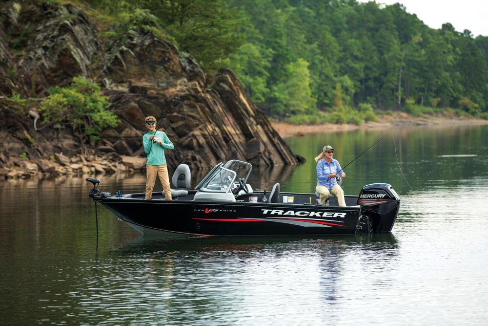 2019 Tracker Pro Guide V-175 WT in Gaylord, Michigan - Photo 5