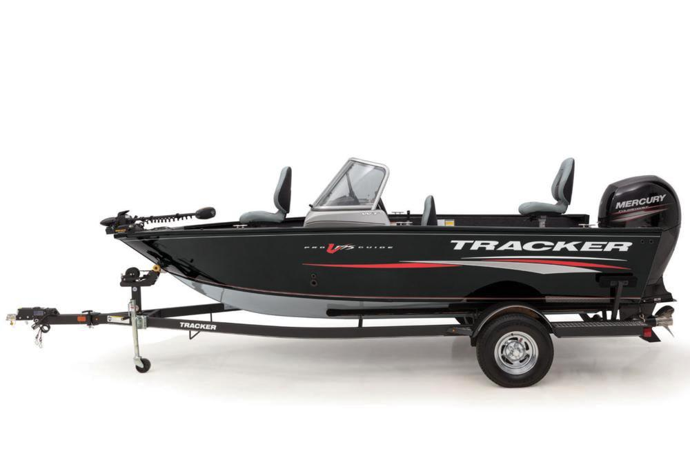 2019 Tracker Pro Guide V-175 WT in Gaylord, Michigan - Photo 18