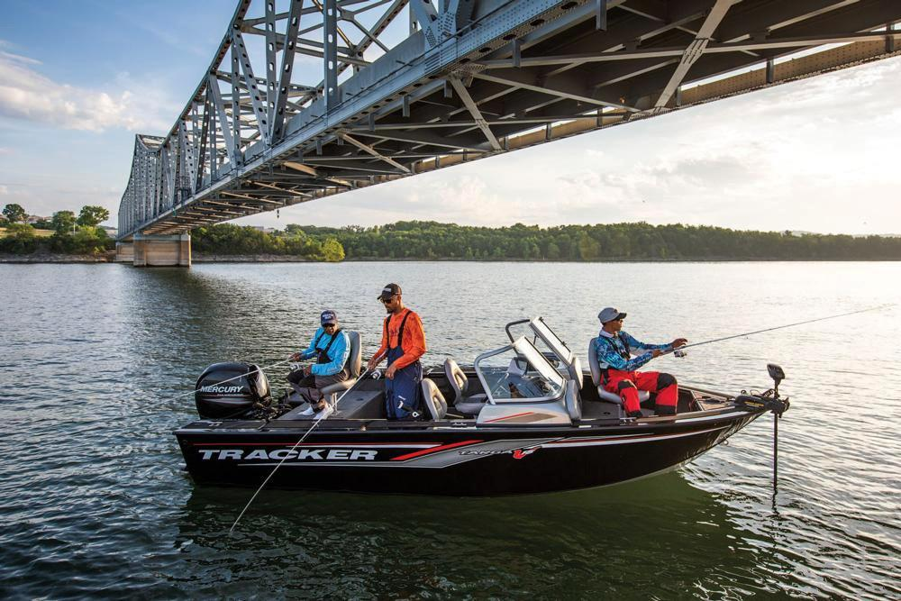 2019 Tracker Targa V-18 WT in Waco, Texas - Photo 48