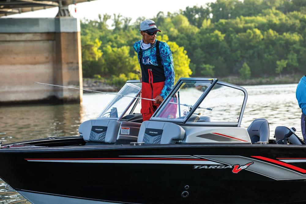 2019 Tracker Targa V-18 WT in Waco, Texas - Photo 55