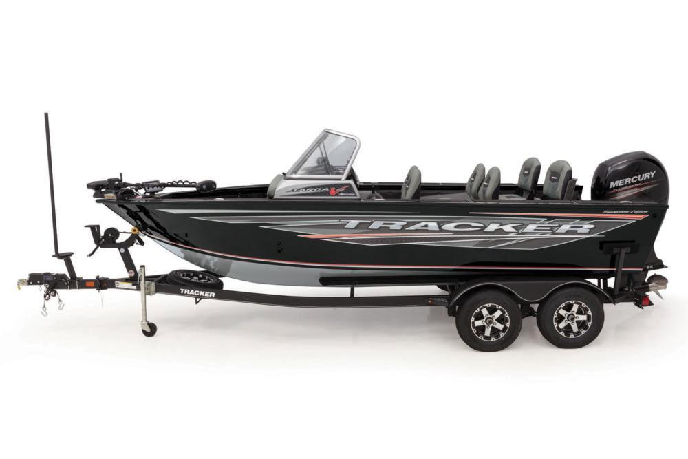 2019 Tracker Targa V-19 Combo Tournament Edition in Waco, Texas