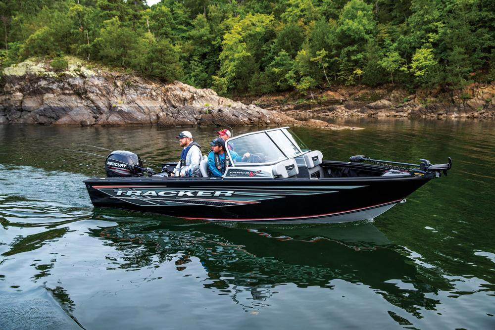 2019 Tracker Targa V-19 WT in Appleton, Wisconsin - Photo 11