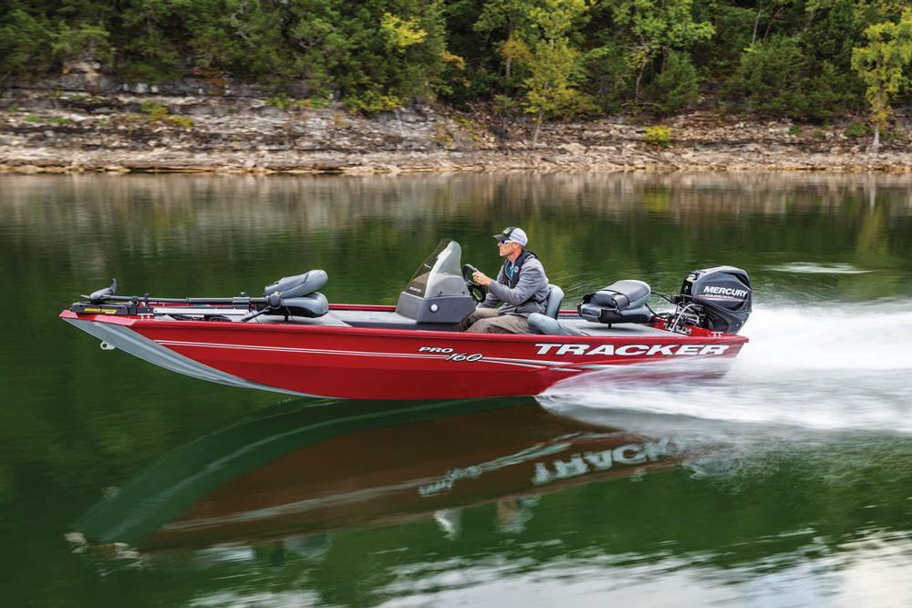 2019 Tracker Pro 160 in Waco, Texas - Photo 2