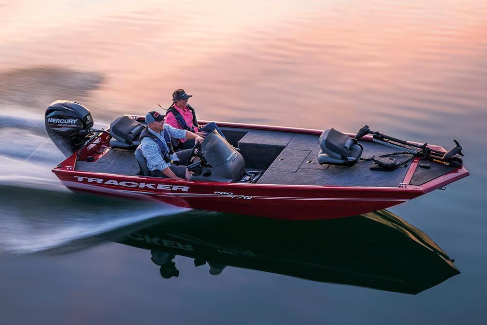 2019 Tracker Pro 170 in Appleton, Wisconsin