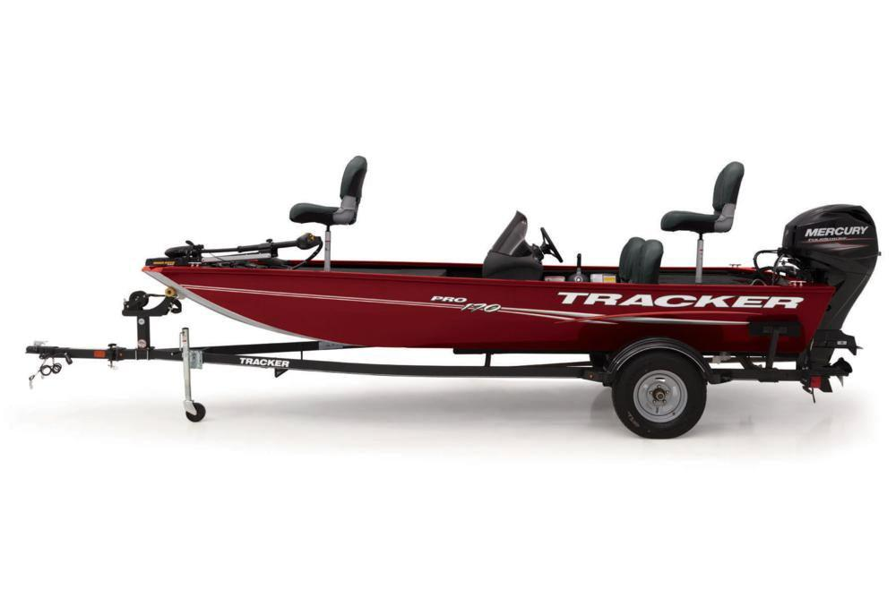 2019 Tracker Pro 170 in Waco, Texas - Photo 19