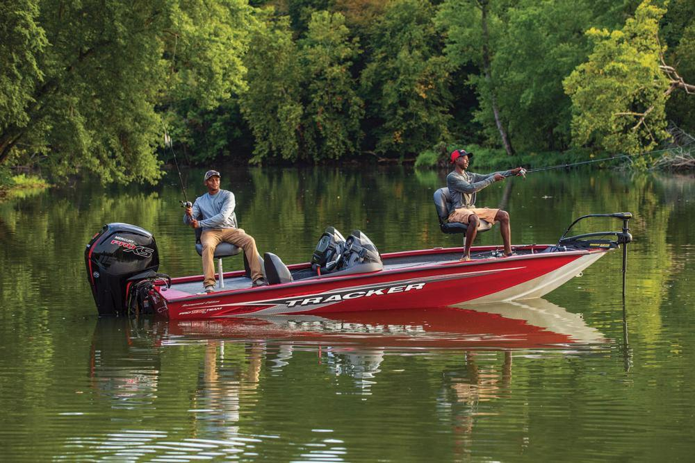 2019 Tracker Pro Team 190 TX Tournament Edition in Gaylord, Michigan - Photo 5