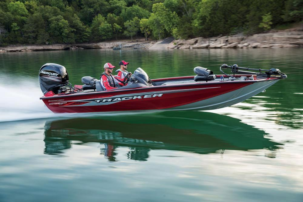 2019 Tracker Pro Team 195 TXW Tournament Edition in Appleton, Wisconsin - Photo 9