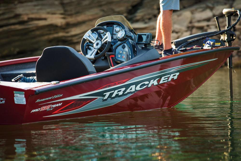 2019 Tracker Pro Team 195 TXW Tournament Edition in Rapid City, South Dakota