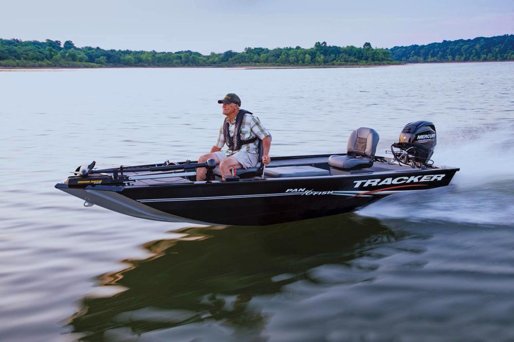 2019 Tracker Panfish 16 in Waco, Texas