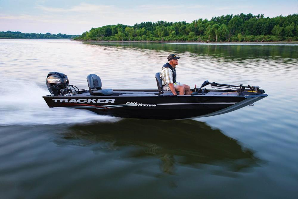 2019 Tracker Panfish 16 in Waco, Texas - Photo 4