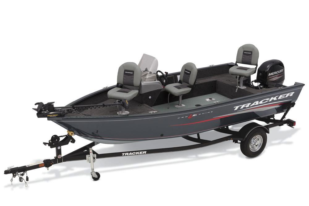 2019 Tracker Pro Guide V-16 SC in Appleton, Wisconsin - Photo 1