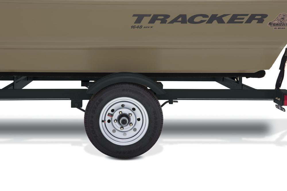 2019 Tracker Grizzly 1648 SC in Rapid City, South Dakota