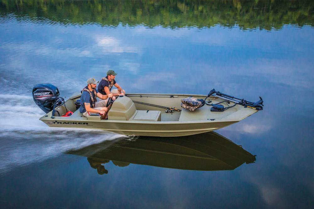 2019 Tracker Grizzly 1648 SC in Waco, Texas - Photo 4