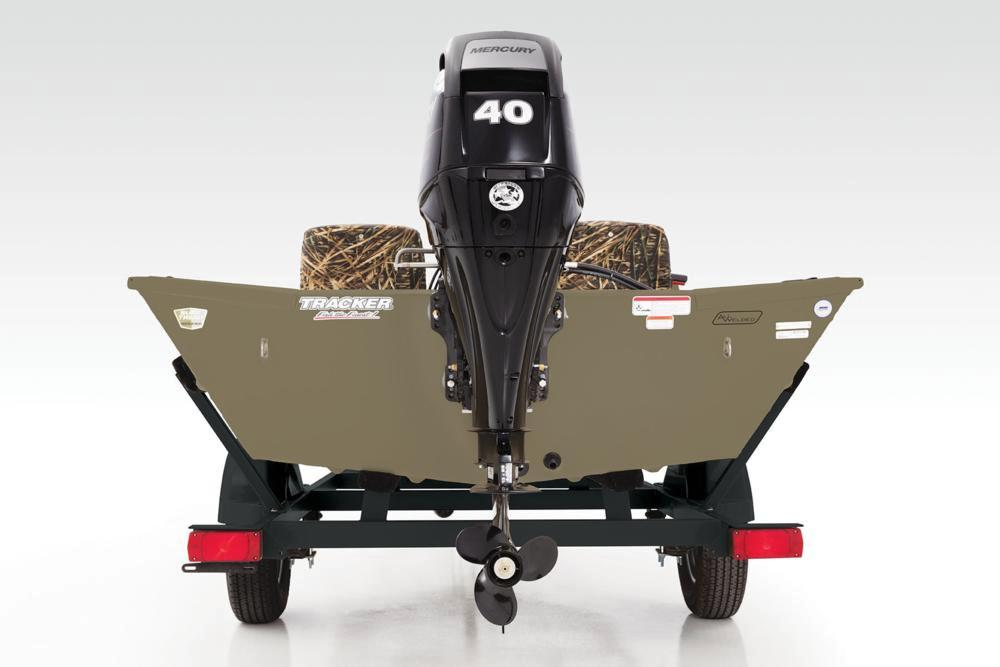 2019 Tracker Grizzly 1754 SC in Appleton, Wisconsin