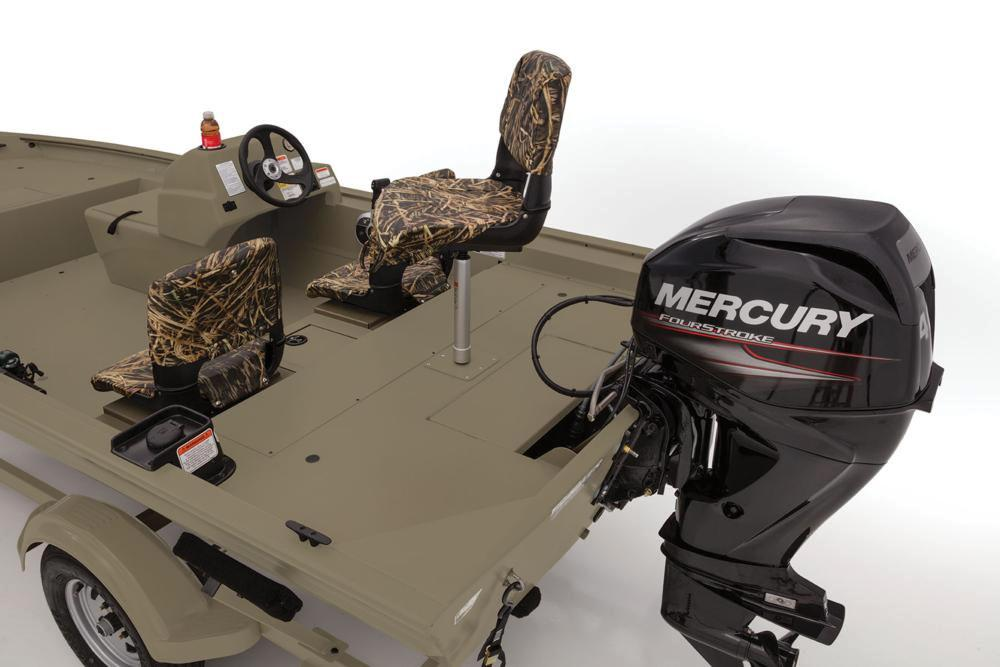 2019 Tracker Grizzly 1754 SC in Appleton, Wisconsin - Photo 17