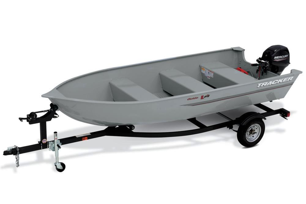 2019 Tracker Guide V-14 Deep V in Waco, Texas - Photo 1