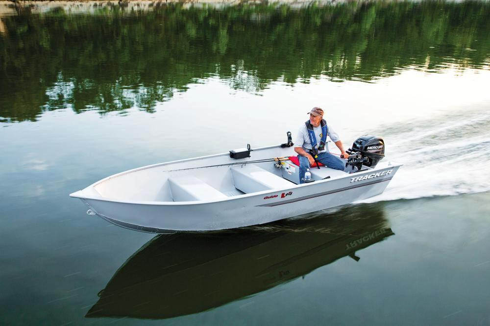 2019 Tracker Guide V-14 Deep V in Waco, Texas - Photo 5