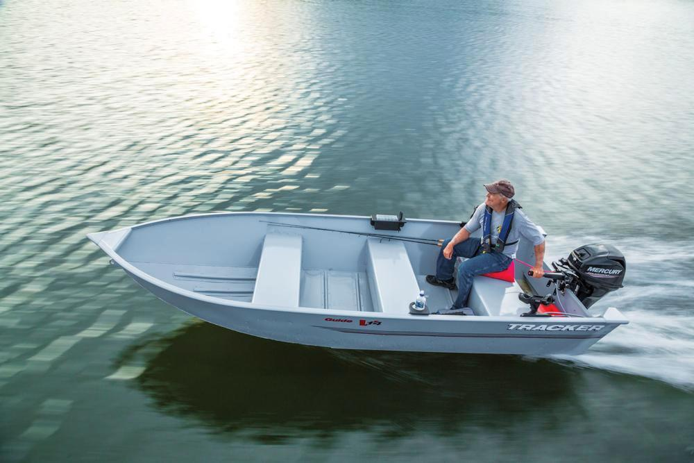 2019 Tracker Guide V-14 Deep V in Waco, Texas - Photo 7