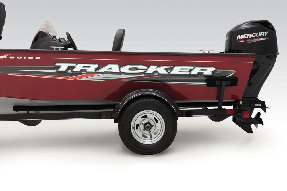 2020 Tracker Super Guide V-16 SC in Eastland, Texas - Photo 14