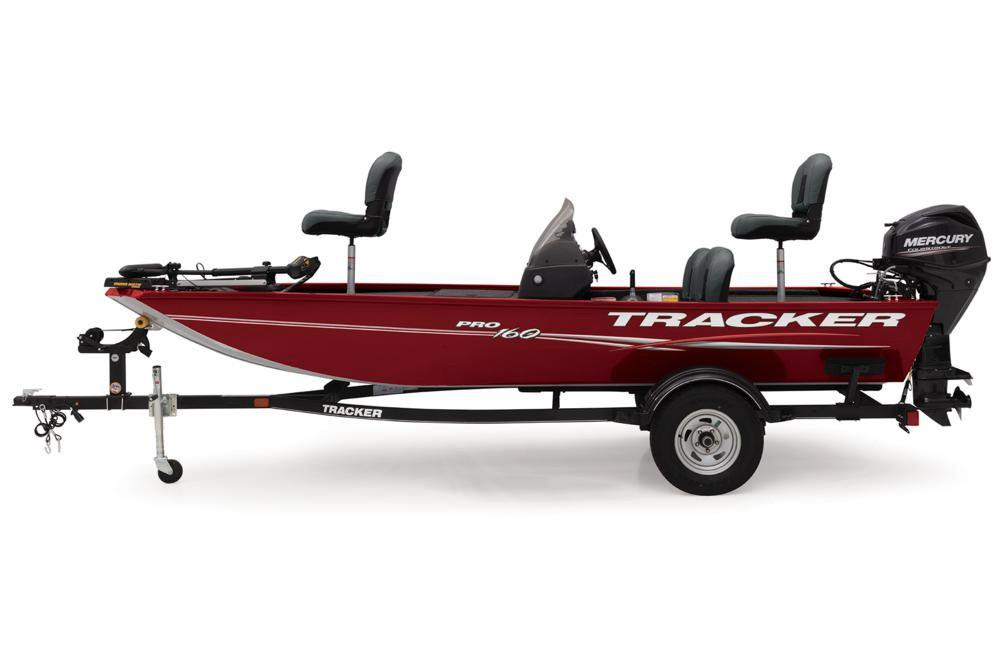 2020 Tracker Pro 160 in Waco, Texas - Photo 7