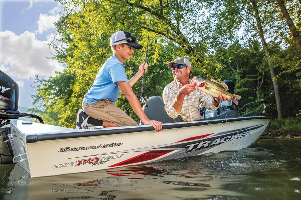 2020 Tracker Pro Team 175 TXW Tournament Edition in Gaylord, Michigan - Photo 63