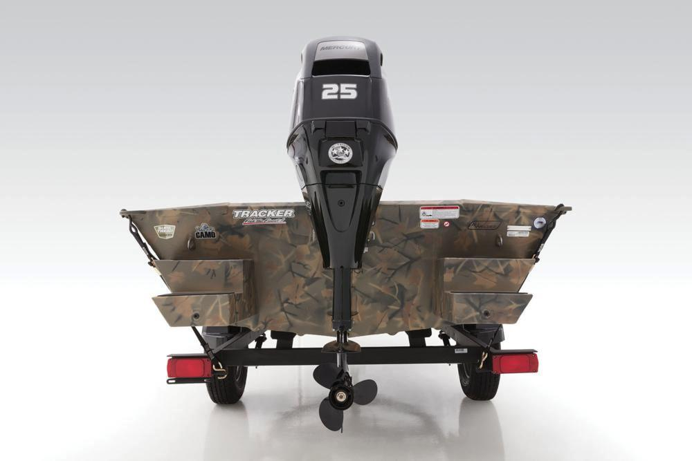 2020 Tracker Grizzly 1548 T Sportsman in Waco, Texas - Photo 14