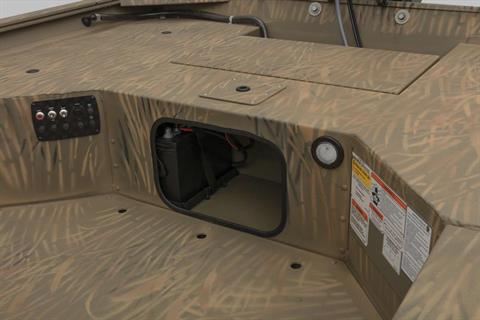 2020 Tracker Grizzly 1654 T Sportsman in Eastland, Texas - Photo 13