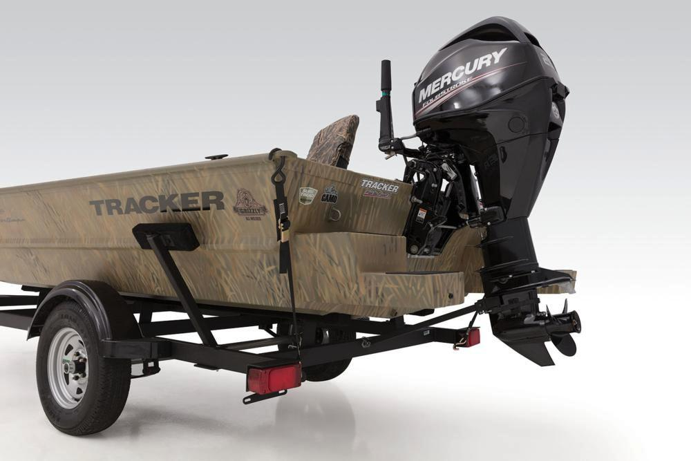 2020 Tracker Grizzly 1654 T Sportsman in Eastland, Texas - Photo 19