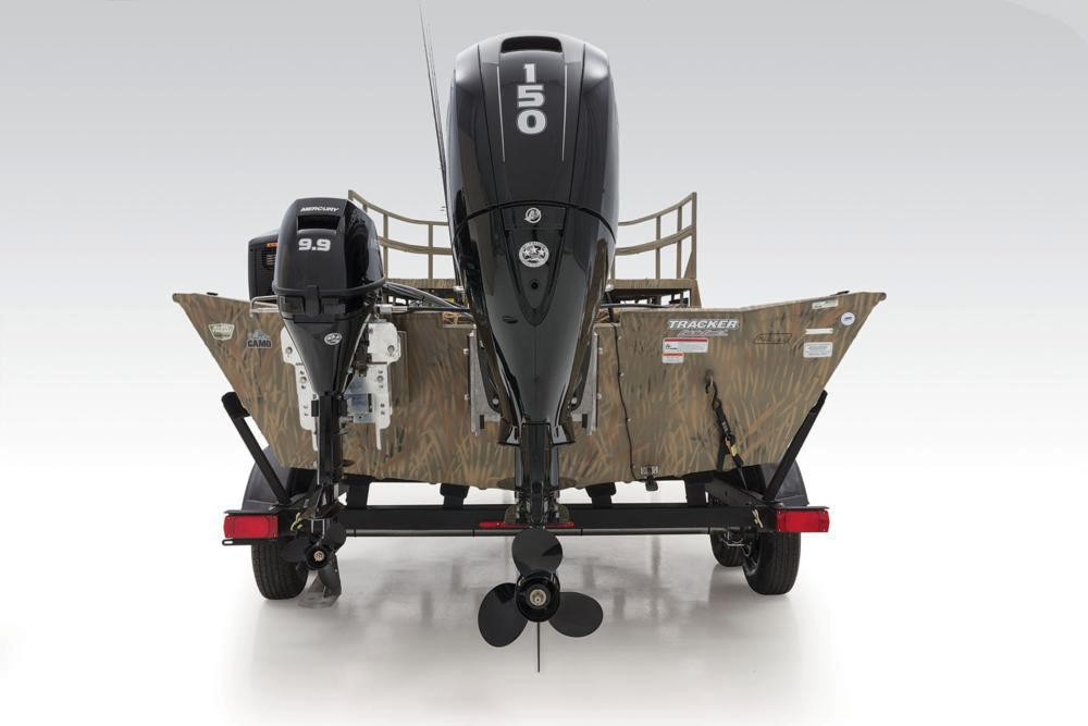 2020 Tracker Grizzly 2072 CC Sportsman Kicker in Waco, Texas - Photo 32