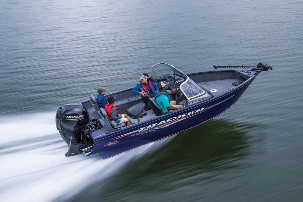 2021 Tracker Pro Guide V-175 Combo in Eastland, Texas - Photo 2