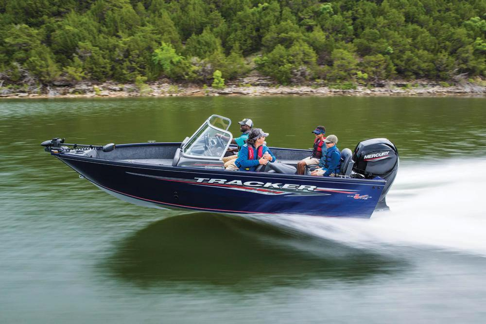 2021 Tracker Pro Guide V-175 Combo in Gaylord, Michigan - Photo 4