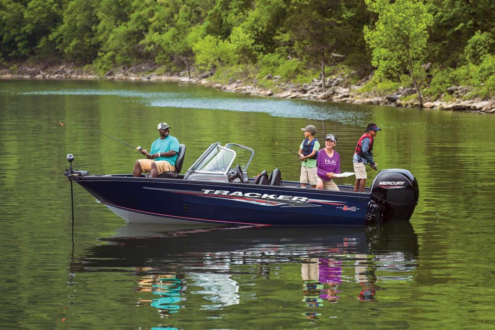 2021 Tracker Pro Guide V-175 Combo in Eastland, Texas - Photo 5