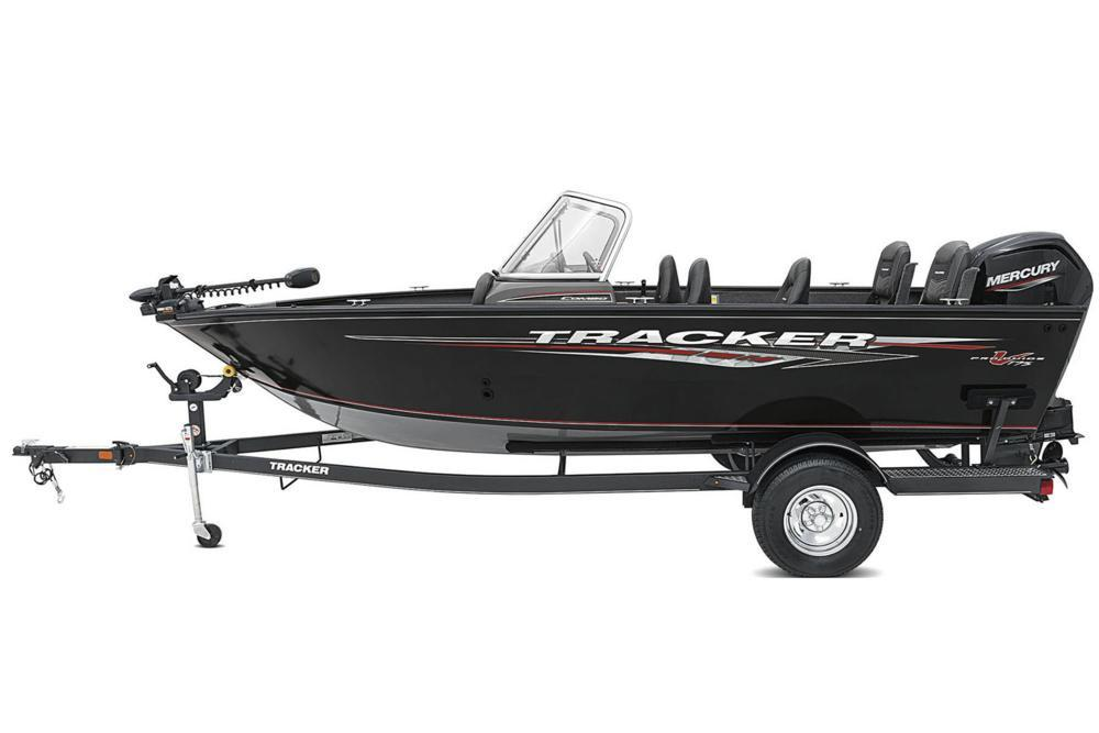 2021 Tracker Pro Guide V-175 Combo in Gaylord, Michigan - Photo 10