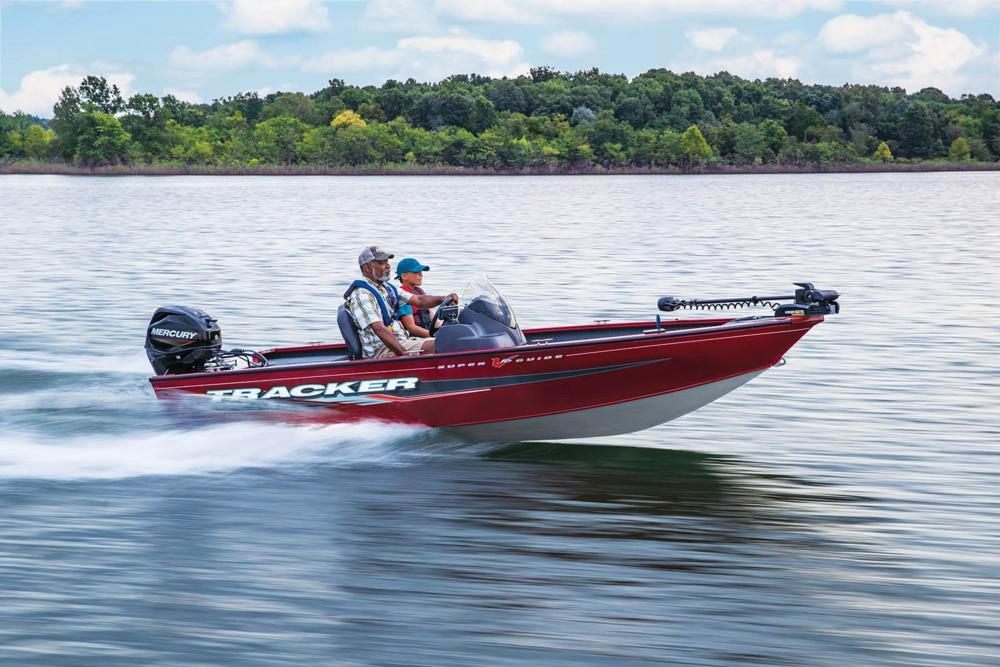 2021 Tracker Super Guide V-16 SC in Appleton, Wisconsin - Photo 10