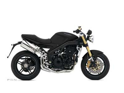 2007 Triumph Speed Triple in Long Island City, New York