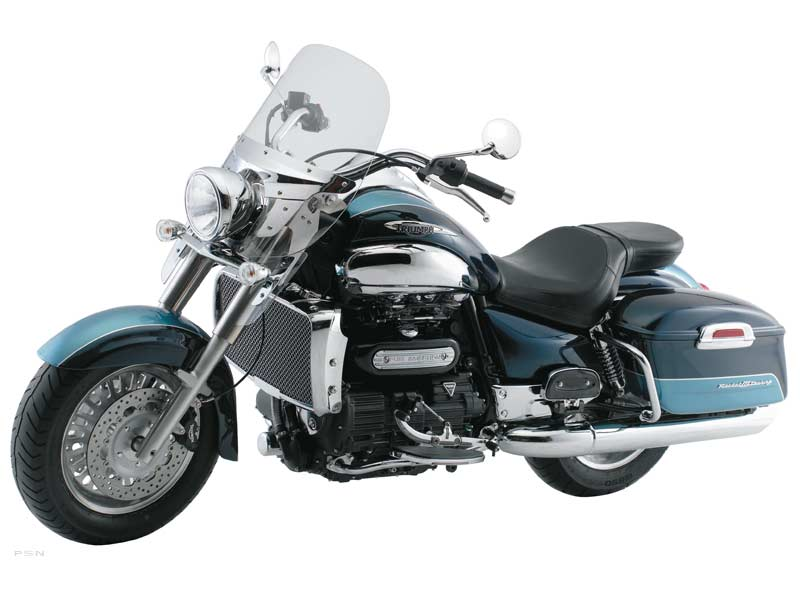 2008 Triumph Rocket III in Cleveland, Ohio
