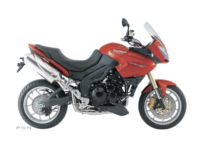 2008 Triumph Tiger 1050 in Kingsport, Tennessee