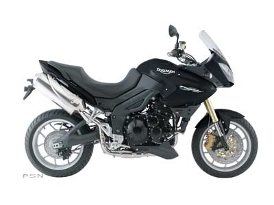 2008 Triumph Tiger 1050 in Baton Rouge, Louisiana