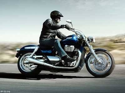 2010 Triumph Thunderbird in Houston, Texas