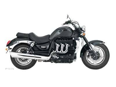 2011 Triumph Rocket III Roadster in Idaho Falls, Idaho