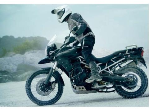 2011 Triumph Tiger 800 XC ABS in Lewiston, Maine - Photo 15