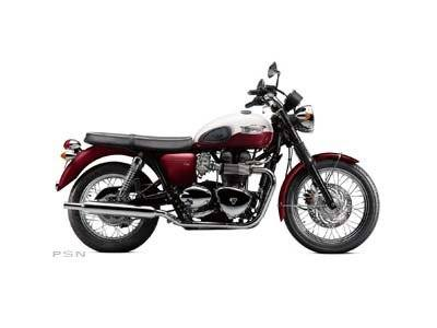 2012 Triumph Bonneville T100 in Middletown, New Jersey