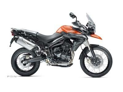 2012 Triumph Tiger 800 XC ABS in Greensboro, North Carolina